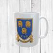 Retro Shrewsbury Town Football Mug