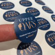 Round Stickers - Matt