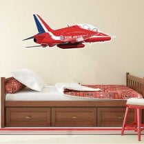 Royal Air Force Red Arrows Wall Sticker