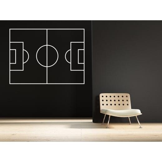 Sarah Jayne Williams Custom Football Tactics Wall Sticker WC568QT