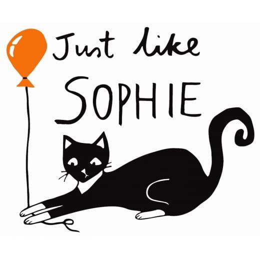 Sophie Swindells Custom Wall Sticker Order WC577QT