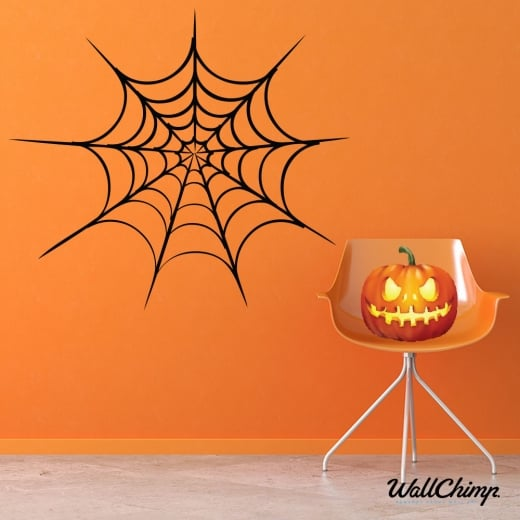 Spider Web Wall & Window Sticker