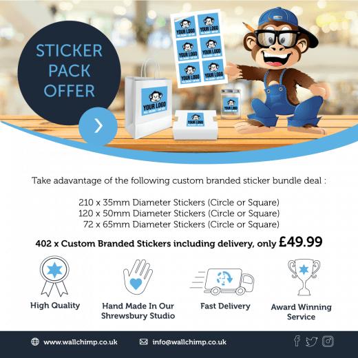 Sticker Pack Offer