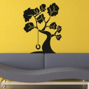 Tire Swing Wall Sticker