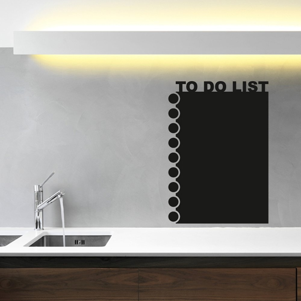To do list blackboard wall sticker wall chimp uk to do list blackboard wall sticker amipublicfo Images