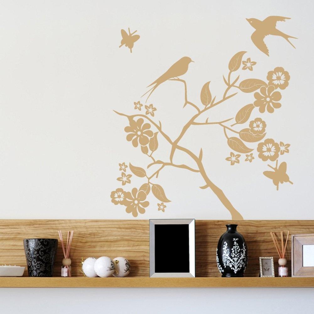 tree branch wall sticker wall chimp uk