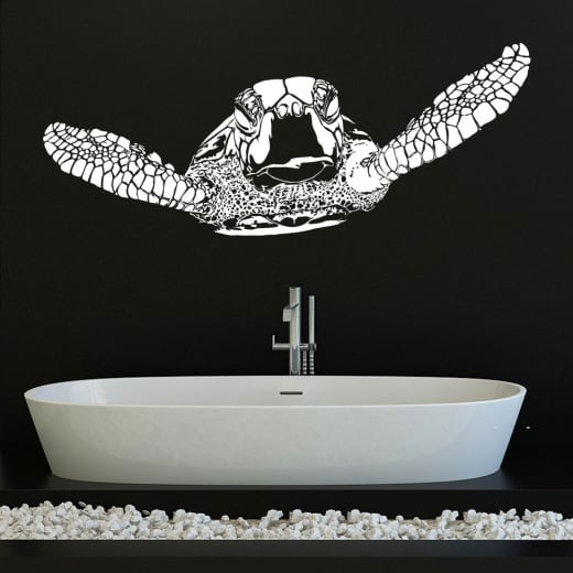 Turtle Wall Sticker