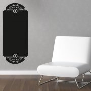 Vintage Blackboard Wall Sticker