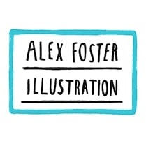 Alex Foster Custom Wall Sticker WC763QT