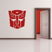 AutoBot Wall Sticker
