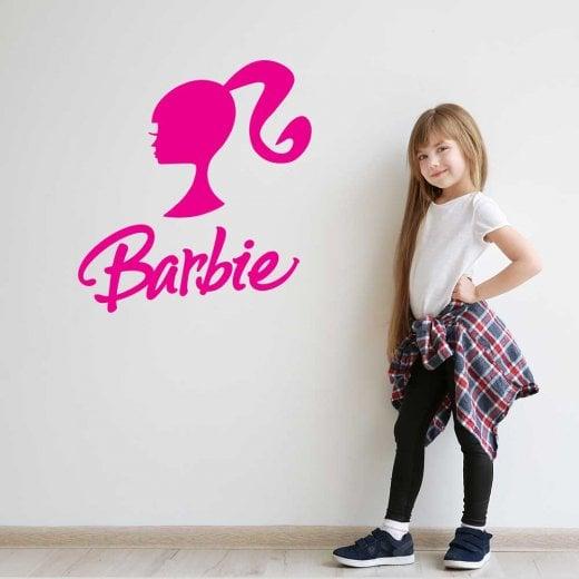 Wall Chimp Barbie Wall Sticker