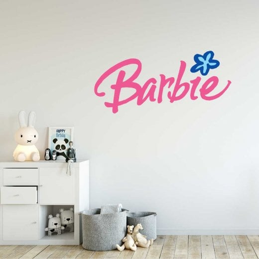 Wall Chimp Barbie Wall Sticker