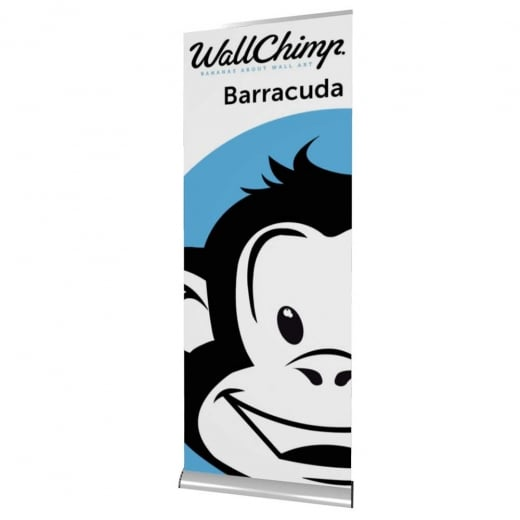 Wall Chimp Barracuda Banner Stand