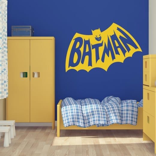 Wall Chimp Batman Wall Sticker
