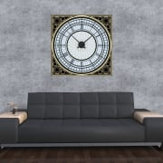 Big Ben Clock Face Wall Clock