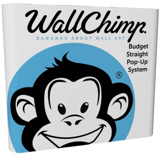 Wall Chimp Budget Pop Up Straight