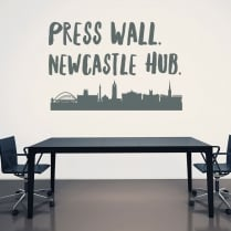 Clare Martin Custom Wall Sticker
