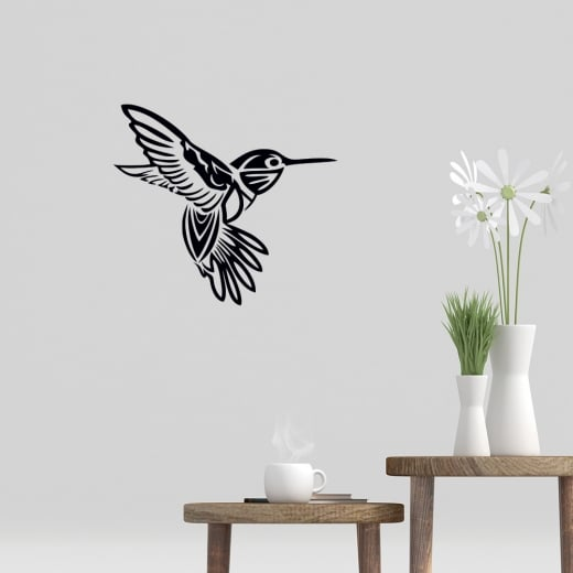 Wall Chimp Colibri Bird Wall Sticker