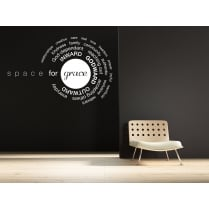 Colin Truesdale Custom Wall Sticker WC808QT