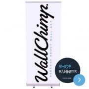 Custom Banner Stand