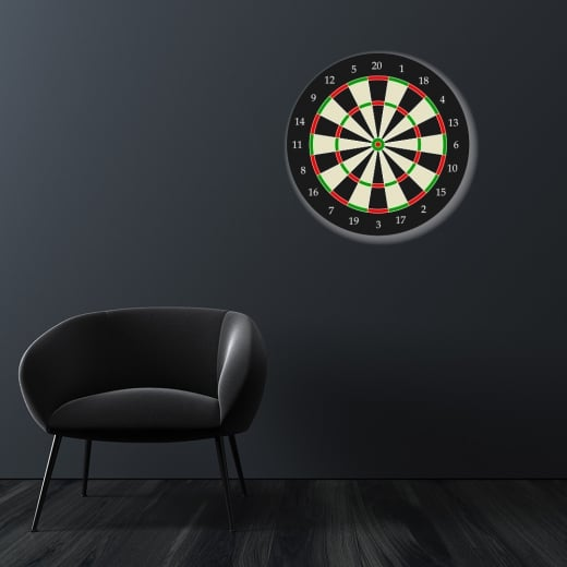 Wall Chimp Dart Board Printed Wall Sticker