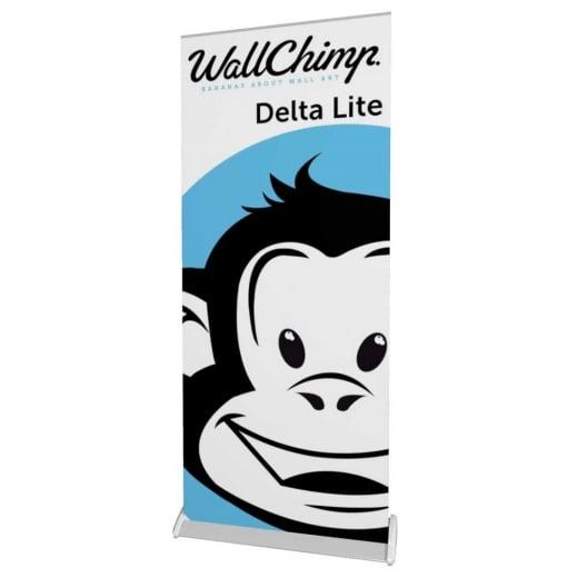 Wall Chimp Delta Lite Banner Stand