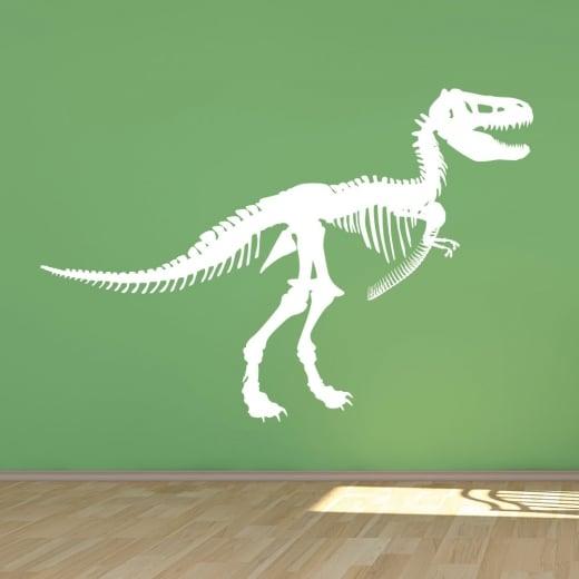 Wall Chimp Dino Bones 1 Wall Sticker