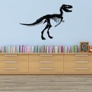 Dino Bones 1 Wall Sticker