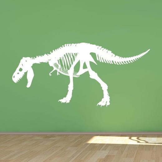 Wall Chimp Dino Bones 2 Wall Sticker