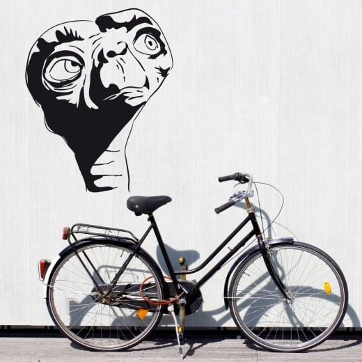 Wall Chimp E.T Movie Wall Sticker