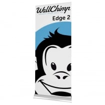 Edge 2 (Double Sided) Banner Stand