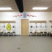 England Football Crest Wall Sticker