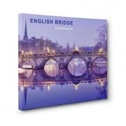 English Bridge - Shrewsbury Canvas Print