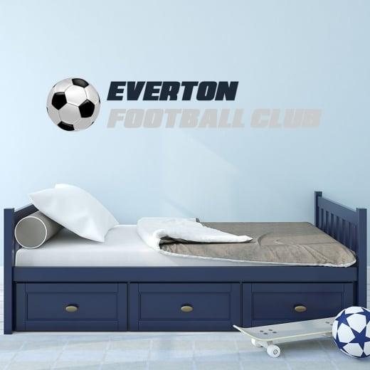 Wall Chimp Everton Football Club Printed Wall Sticker
