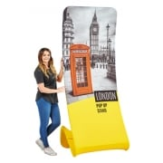 Fabric Banner Stands Large