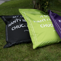Fabric Beanbags