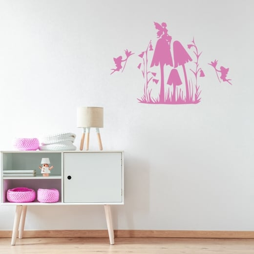 Wall Chimp Fairy Land Wall Sticker