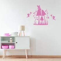 Fairy Land Wall Sticker