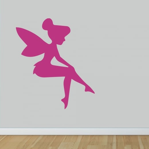 Wall Chimp Fairy Wall Sticker