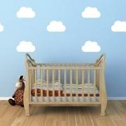 Fluffy Cloud Sticker Pack