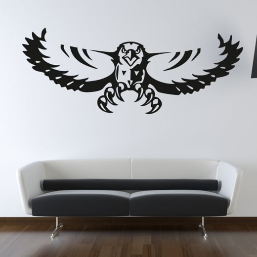 Wall Chimp Flying Eagle Wall Sticker