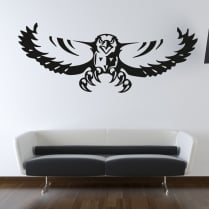 Flying Eagle Wall Sticker