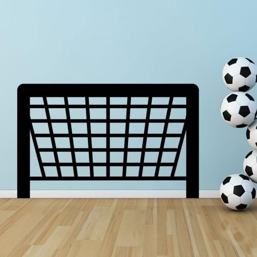 Wall Chimp Football Goal Wall Sticker