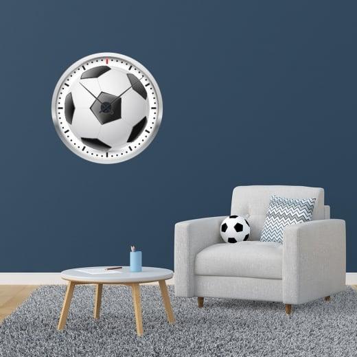 Wall Chimp Football Wall Clock