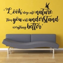 Gemma Crowther Custom Wall Sticker Order WC679QT