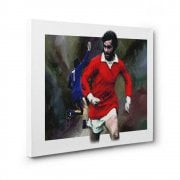 George Best Manchester United Canvas Print