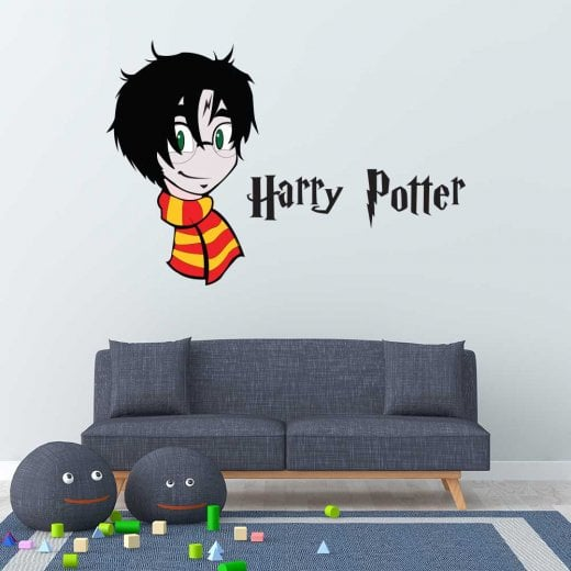 Wall Chimp Harry Potter Wall Sticker