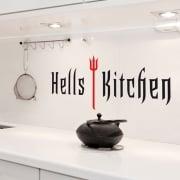 Hells Kitchen Wall Sticker