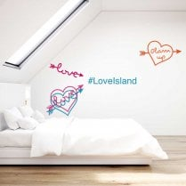 Love Island Sticker Pack