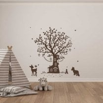 Magical Woodland Wall Sticker